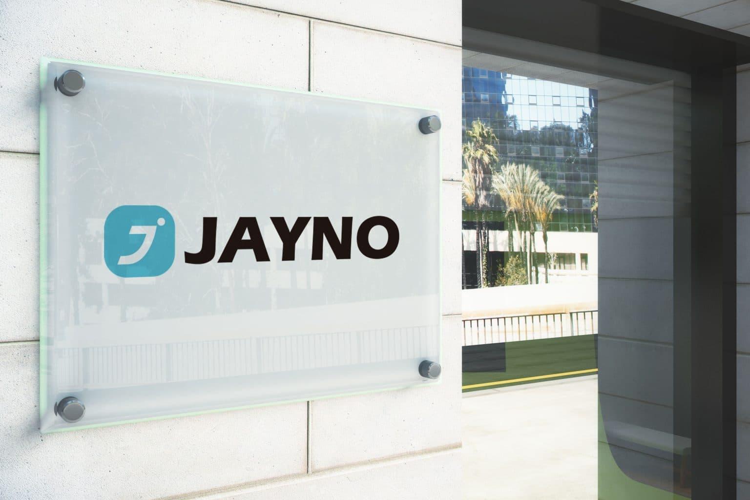 JAYNO傑锘健身LOGO設計 形象設計 品牌設計 商標設計