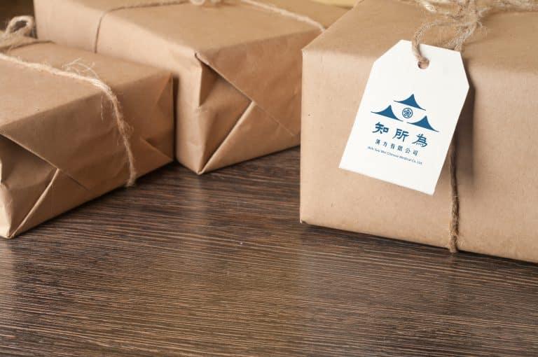 知所為漢方有限公司LOGO設計 形象設計 品牌設計 商標設計