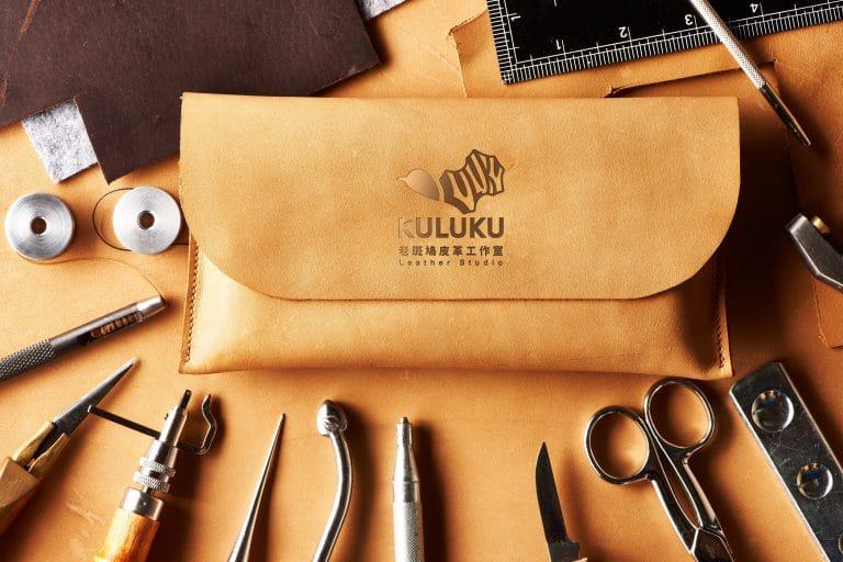 老斑鳩皮革工作室 LOGO設計 形象設計 品牌設計 商標設計