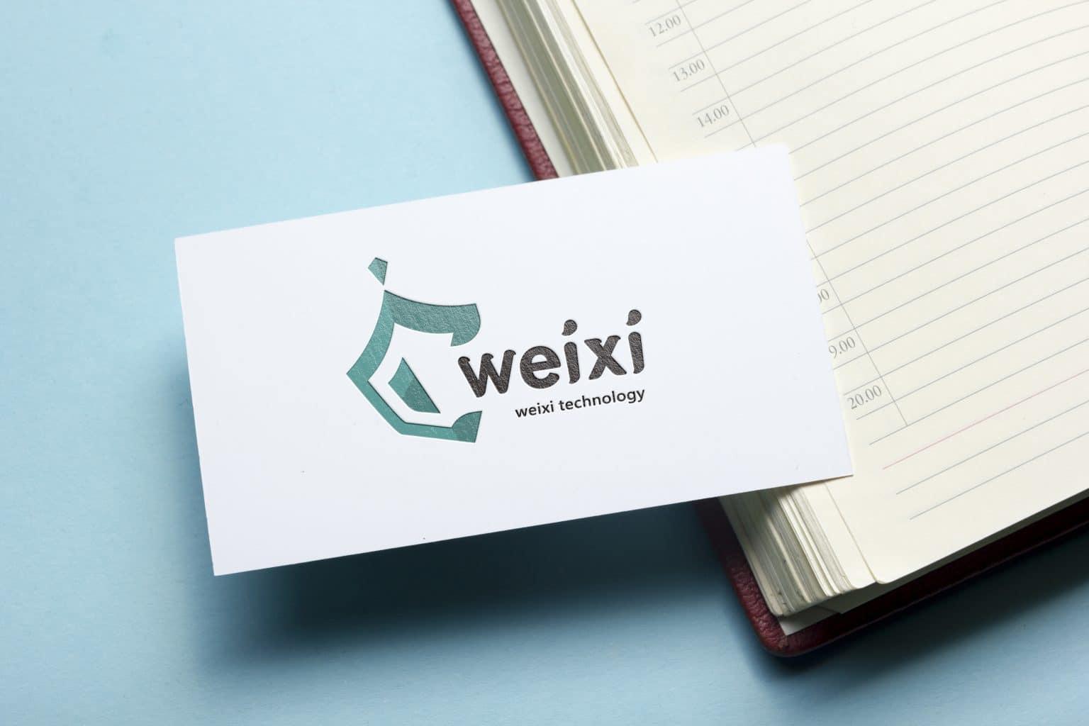 韋昕科技 LOGO設計 形象設計 品牌設計 商標設計
