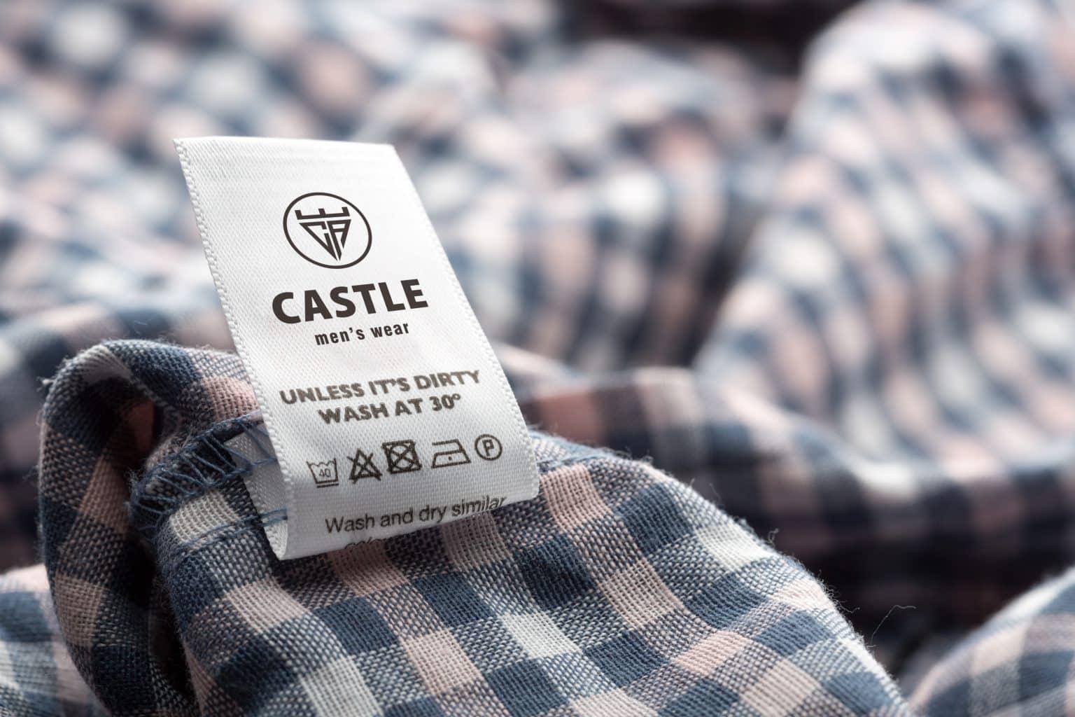 Castle日韓潮流男裝LOGO設計 形象設計 品牌設計 商標設計
