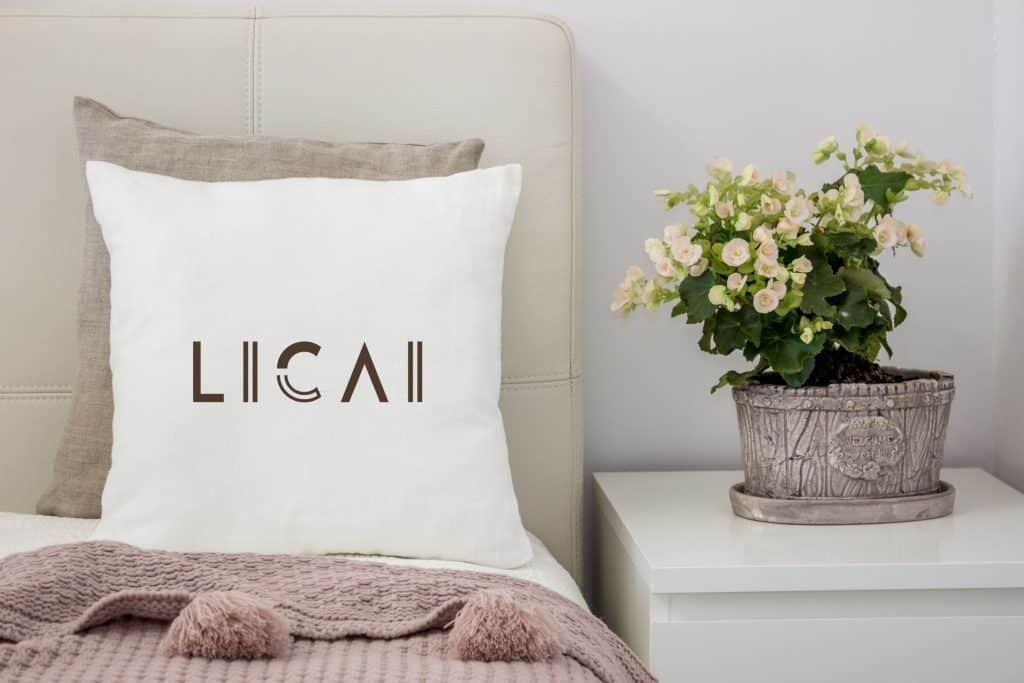 LICAI美原萃 LOGO設計 形象設計 品牌設計 商標設計
