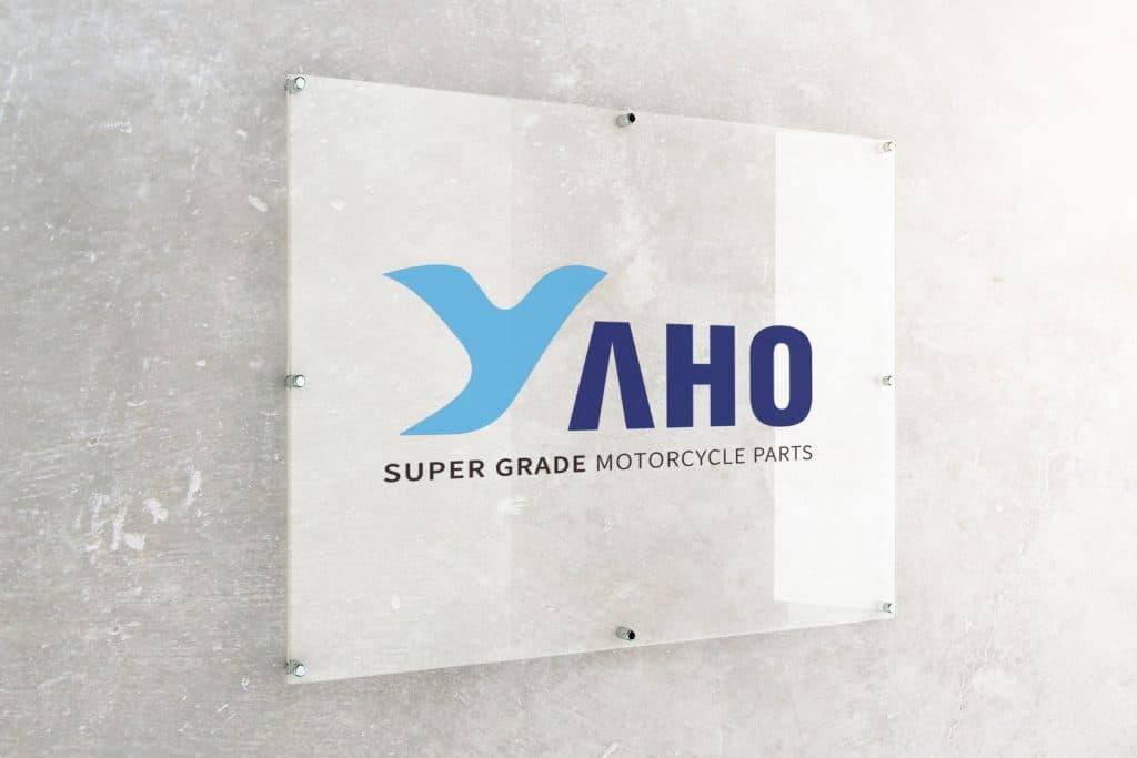 yaho LOGO設計 形象設計 品牌設計 商標設計