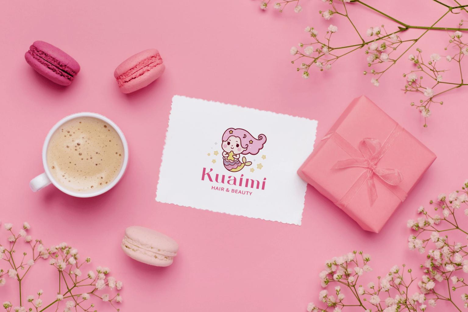Kuaimi LOGO設計 形象設計 商標設計 品牌設計
