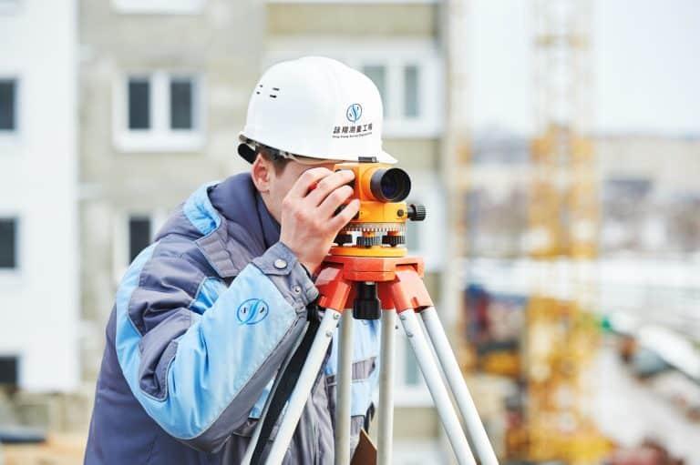 詠翔測量工程有限公司 LOGO設計 品牌設計 形象設計 商標設計
