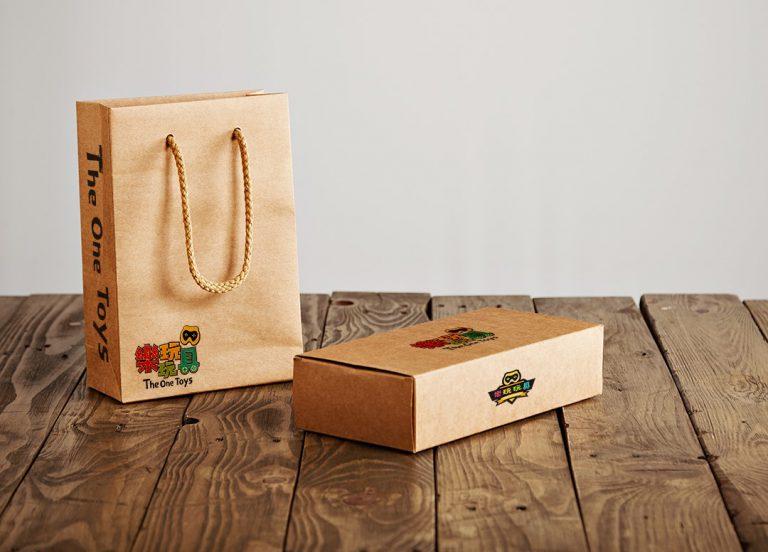 樂玩玩具印刷包裝logo展示
