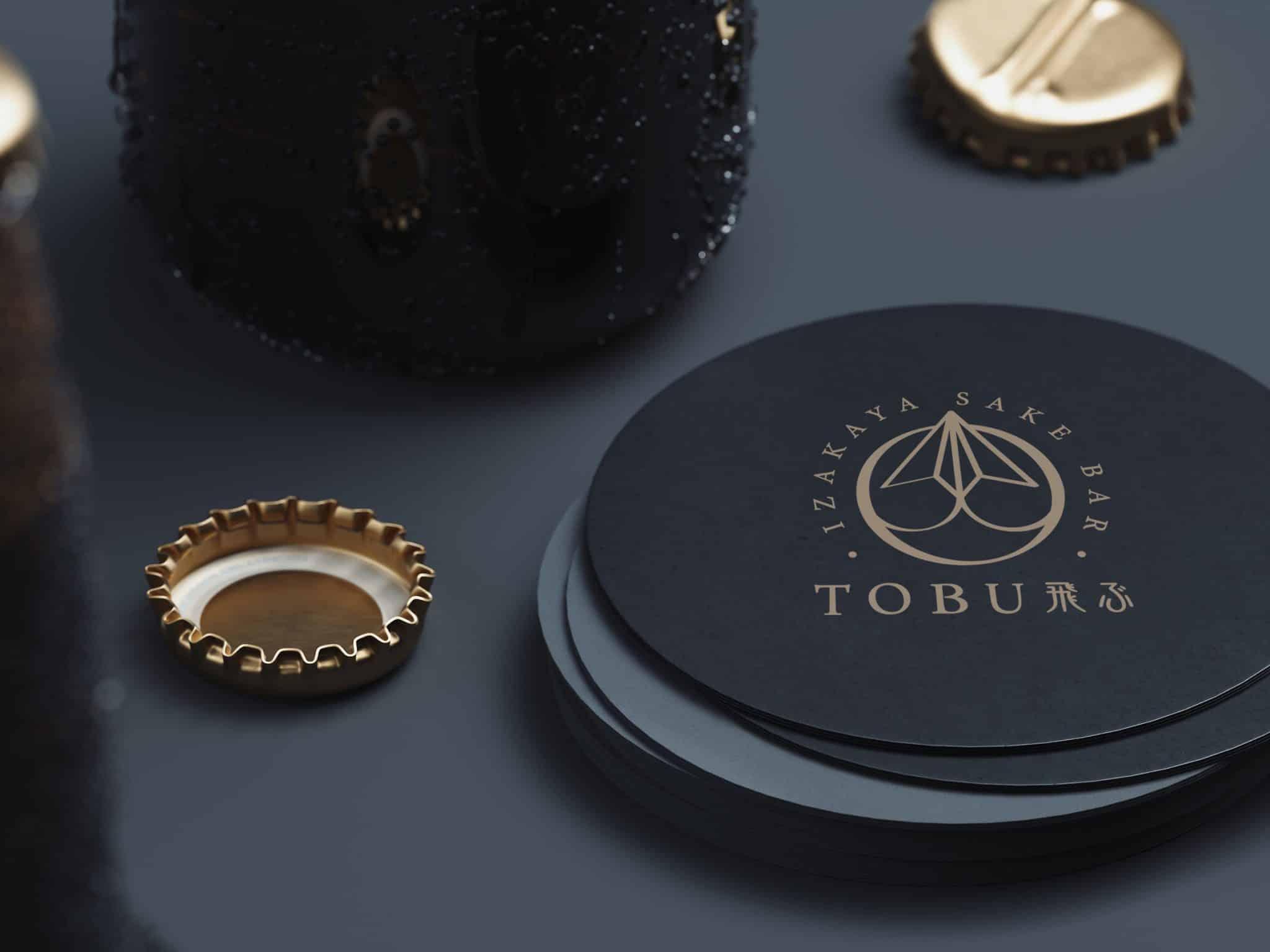 TOBU 飛ぶ LOGO設計 品牌設計 形象設計 商標設計