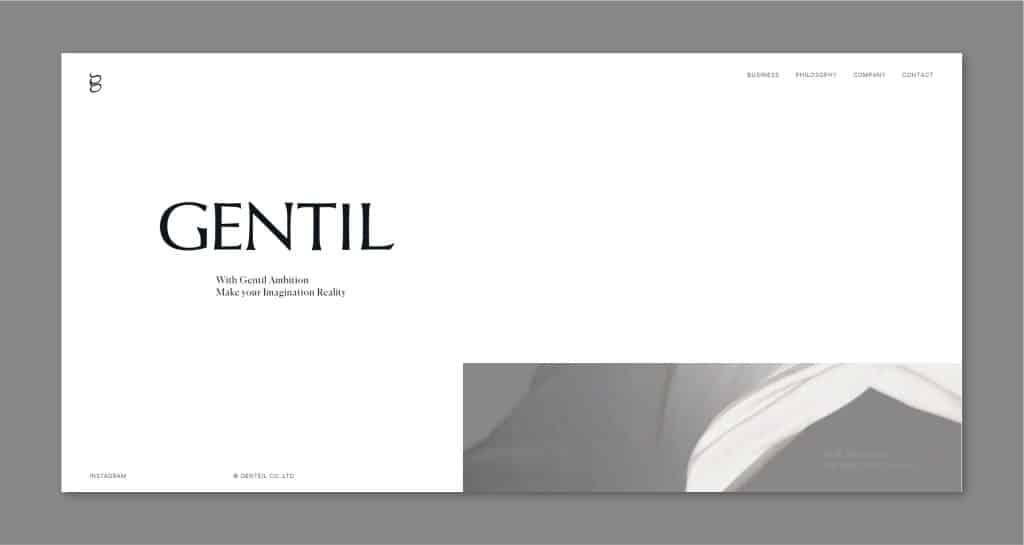 瓦解網頁的行距限制,讓設計有更加延伸的視覺效果。