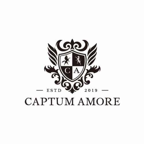 CAPTUM AMORE Logo 設計 形象設計 品牌設計 高雄商標設計 標誌設計