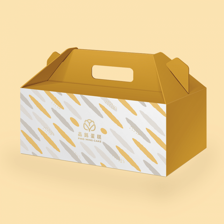 品銘蛋糕 LOGO設計 形象設計 品牌設計 商標設計