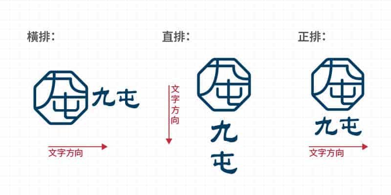 九屯咖哩-文字排列組合 「 品牌LOGO 」該如何設計?