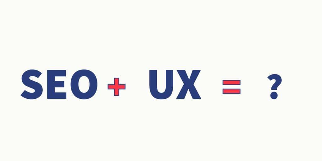 SEO+UX可以如何讓網站排名快速提升呢?