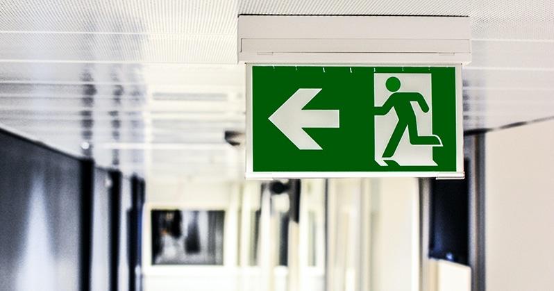 好的設計正如同生活中的指示牌傳遞著正確的資訊